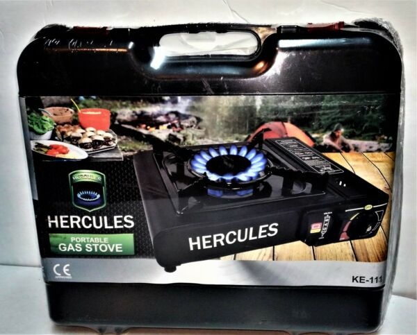 New Hercules Portable Gas Stove Electronic Ignition