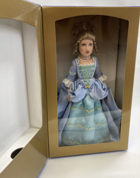 "American Girl Girls of Many Lands Cecile French 9"" Doll **NO BOOK**"
