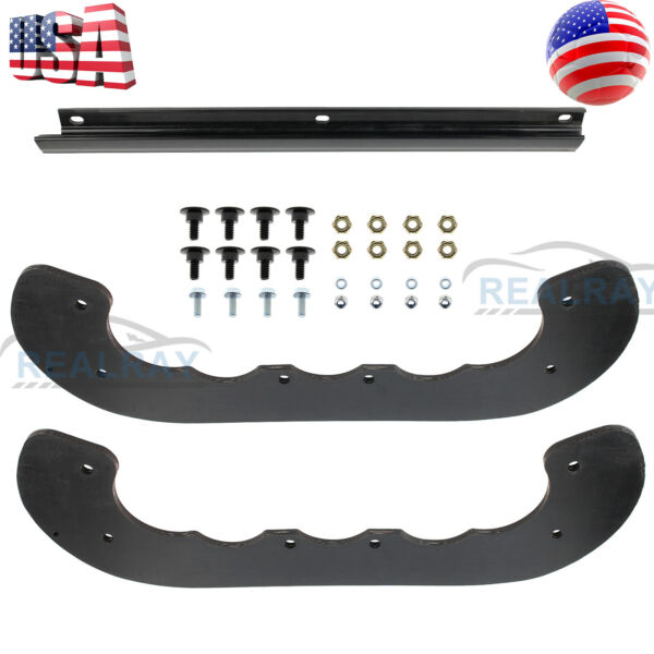 Paddles Scraper Bar Kit for Toro Snow Blower CCR2000 CCR 2000 99 9313 amp; 55 8760