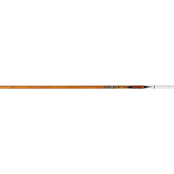 Easton Carbon Legacy Shafts w Inserts 340 400 500 600 or 700 spine 1 dz $90.00