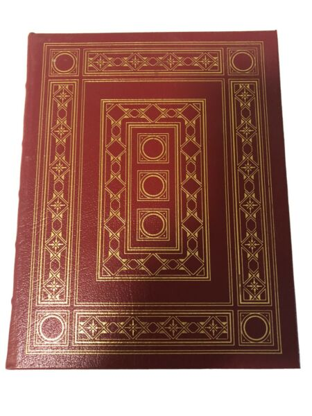 Easton Press THE GREAT GATSBY Fitzgerald Collector's LIMITED Leather Edition $99.99