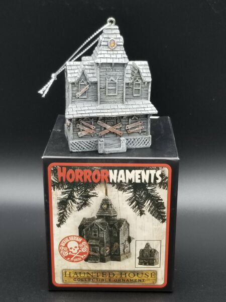 Horror Ornaments Hainted House Berryman Collectible $12.99