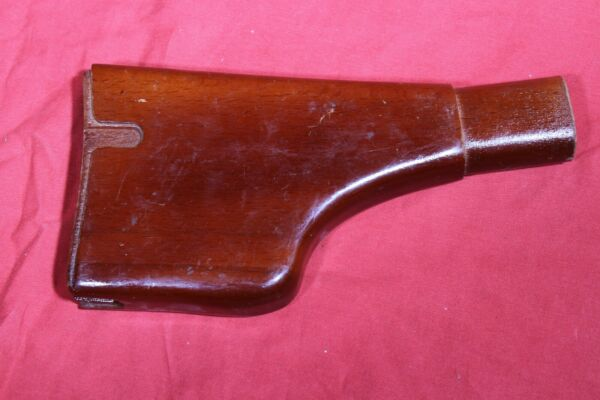 WWII Russian Replacement Wood stock for RPD . 1 stock
