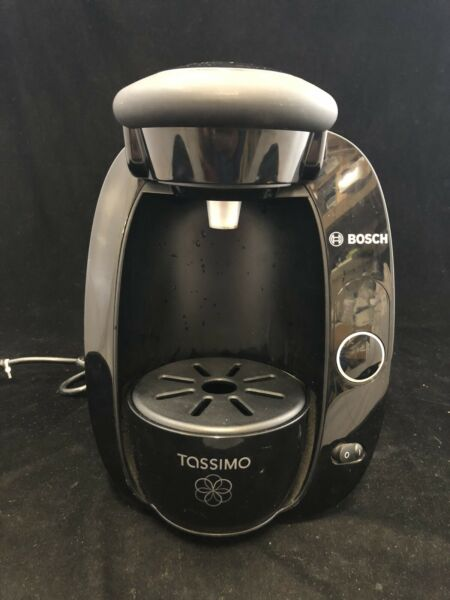 Bosch Tassimo T45 Coffee Maker Single Serve TAS2002UC8 02
