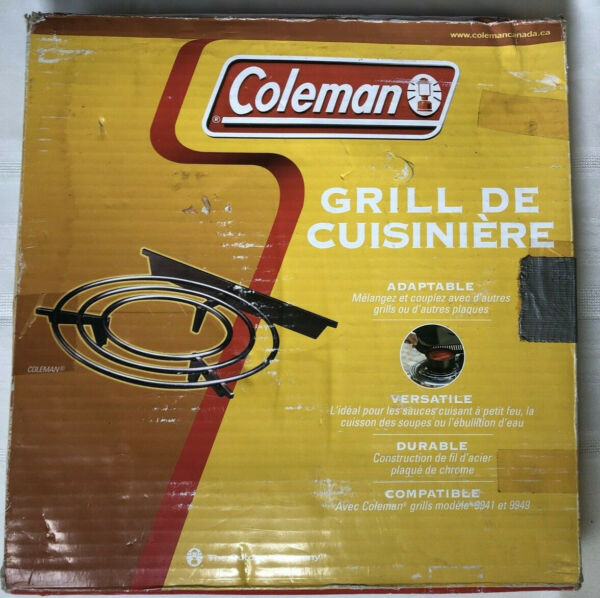 Coleman Stove Grate