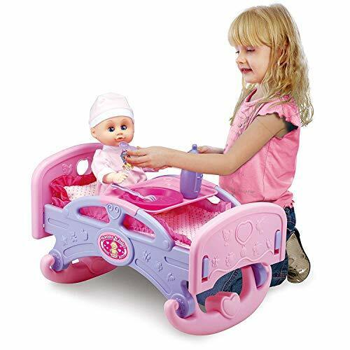 Mommy amp; Baby Rocking Bed Furniture for Dolls $36.10