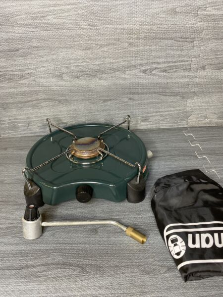 Coleman Single Burner Propane Camping Stove Model 5453