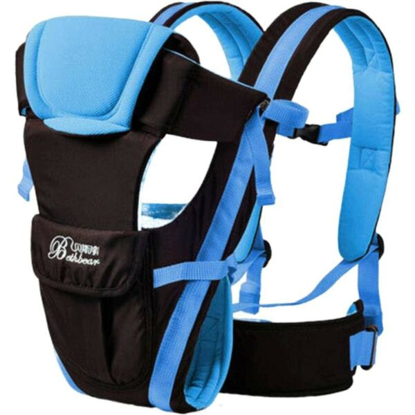 Baby Carrier 4 in 1 Infant Comfortable Breathable Sling Backpack Kangaroo New $25.00