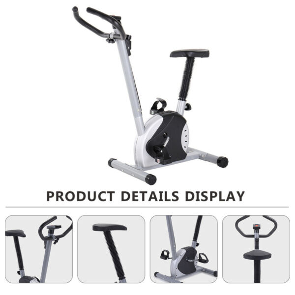 Cardio Workout Exercise Bike Fitness Gym Indoor Cycling Stationary Bicycle Home $91.59