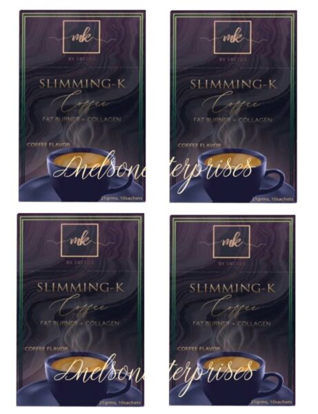 10 BOXES SLIMMING K Coffee By Madam Kilay