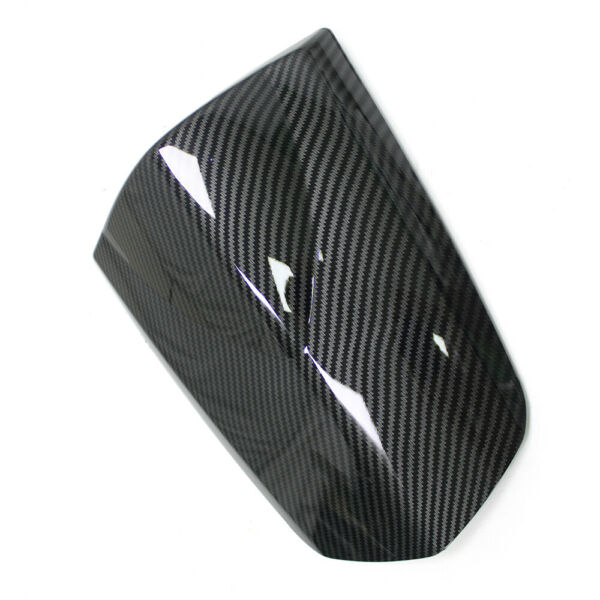 ABS Motorcycle Rear Seat Cover Cowl For Suzuki GSXR1000 2003 2004 Carbon Effect $39.98