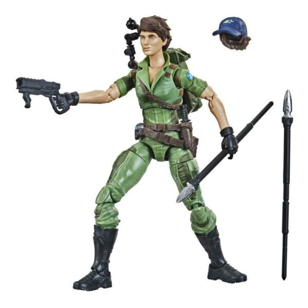 G.I. Joe Classified Series Series Lady Jaye Action Figure 25 Collectible Toy $16.99