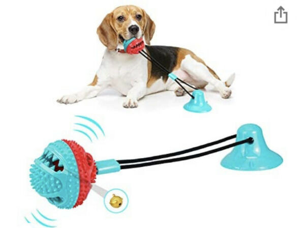 Pet Squeaky Toy Dog Toothbrush New $9.99