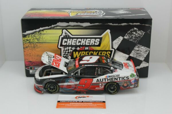 2020 NOAH GRAGSON Autographed Lionel Racing Checkers or Wreckers 1:24 Diecast $62.99