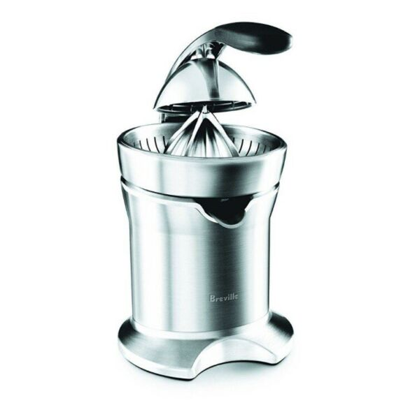 Breville 800CPXL 110W Citrus Press Stainless Steel
