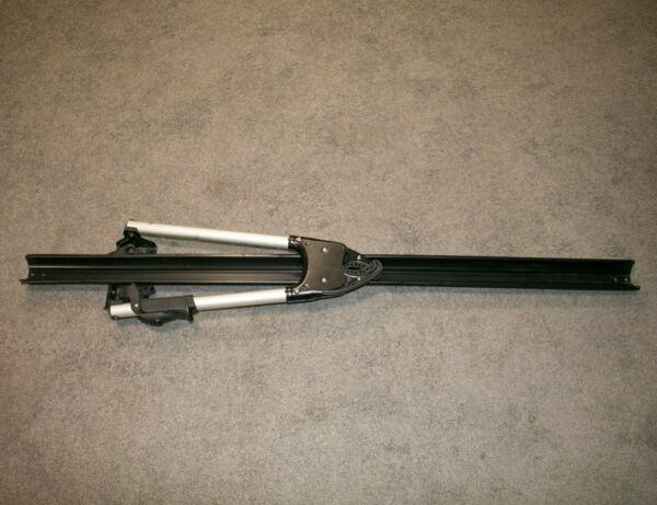 Thule 515 0109 Big Mouth Bike Rack Wheel Tray and Upright Carrier No Lock $54.95