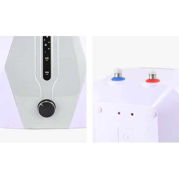 8L 1500W Mini Instant Electric Water Heater Tankless Shower Hot Water System $79.00