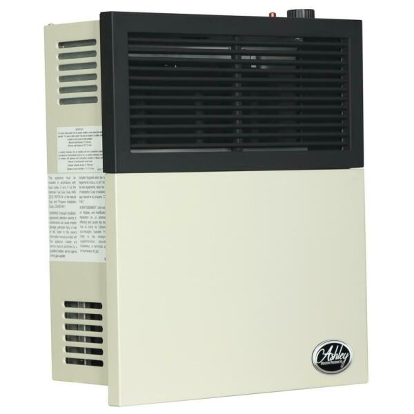 Ashley Hearth Products Direct Vent Heater Natural Gas Wall Furnace 11K BTU Input $625.39