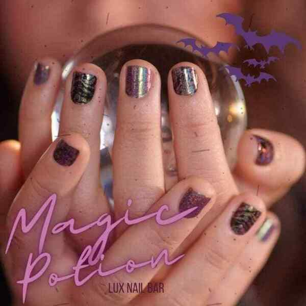NEW Color Street Nail Strips Magic Potion 16 Strips HALLOWEEN 2021