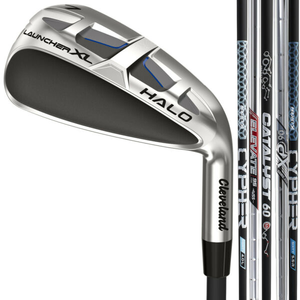 Cleveland Launcher XL Halo Custom Single Irons Pick Steel or Graphite $128.57