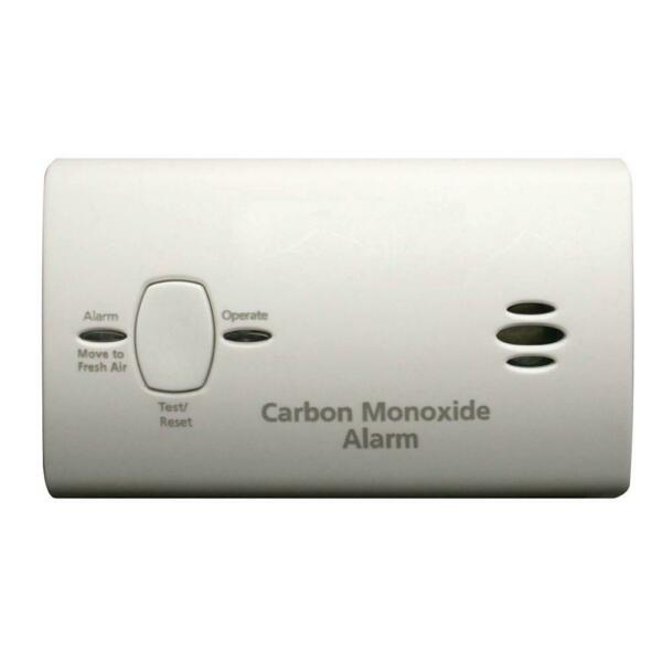 Battery Operated Carbon Monoxide Alarm 2 Pack $23.00