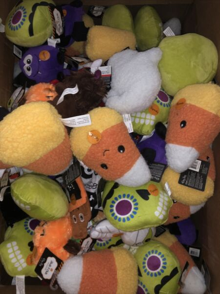 Thrills And chills Halloween Dog toys NWT lot of 5 $11.99