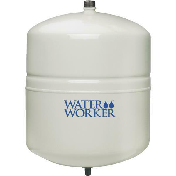 4.4 Gallon Hot Water Heat Heater Boiler System Pressure Thermal Expansion Tank