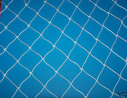 NEW 100' x 8' Game Poultry Aviary Fruit Tree Protector Nylon Netting   2