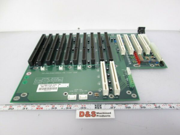 Mitac MBP PCI14R ATX Motherboard Backplane for Industrial Computers 14 Slot