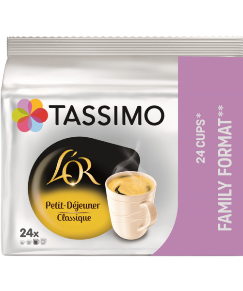 TASSIMO 8 PACKS of Carte Noire T-Discs Different Flavors of Your Choice
