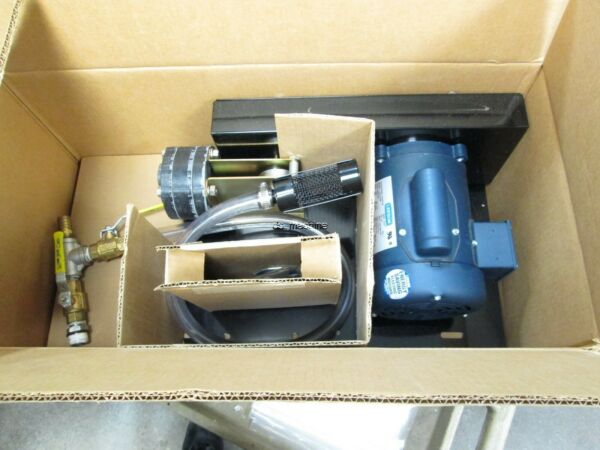 New Leeson D3 Pump System 98gal hr 115 208 230VAC 1PH 1 3HP $355.00