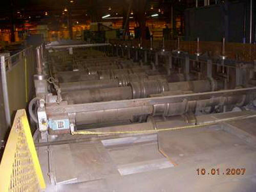 16 stand Yoder Roll Forming Line; 54
