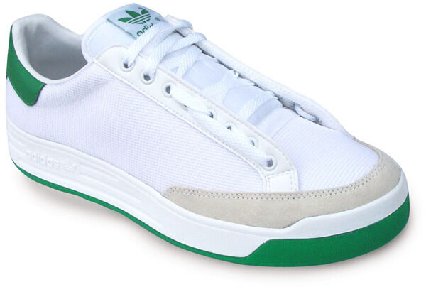 Adidas Rod Laver Super Tennis Shoes NIB Men's, White/Green