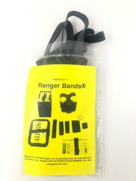 Ranger Bands 12X Large Made in the USA from EPDM Rubber Heavy Duty Survival Gear