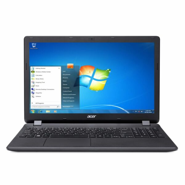 Notebook ACER Intel Quad Core 4x 2,56GHz - 500GB - 4GB - WINDOWS 7