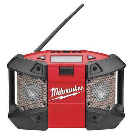 Milwaukee 2590-20 Jobsite Radio,12V,Weatherproof, 2590-20