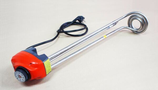 NEW FAST Immersion Boiling Water Heater Bucket Heater 220V 3000W 120℃ 248℉ $52.00