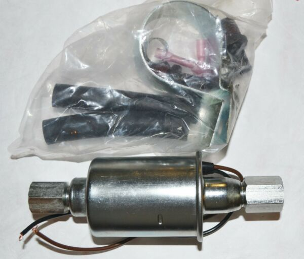 6 VOLT FUEL PUMP CHEVROLET FORD MERCURY LINCOLN OLDSMOBILE PONTIAC STUDEBAKER