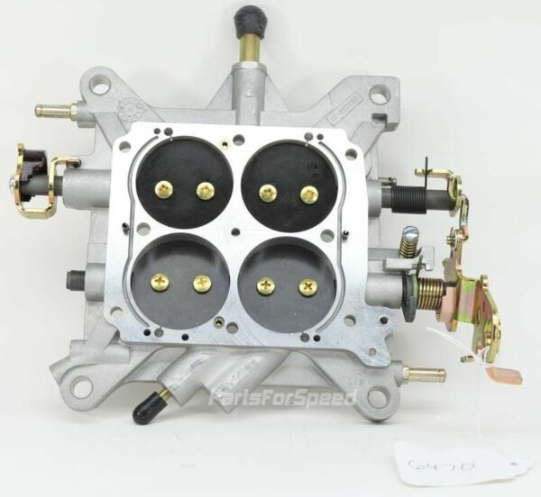 AED 6470 Holley Carburetor Base plate Double Pumper 850 $134.99