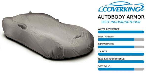 COVERKING All-Weather Car Cover AUTOBODY ARMOR™ fits 1992 to 2002 Viper RT-10