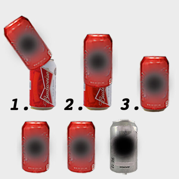 3 PACK HIDE A BEER CAN SODA COVERS CAMO WRAP SLEEVES DISGUISE