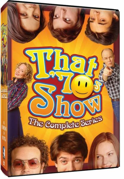 That '70s Show: The Complete Series (DVD 2013 24-Disc Set) $29.18