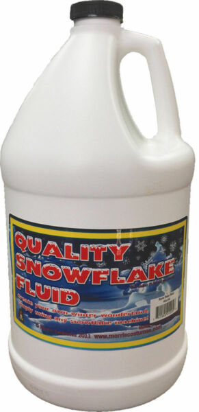 Morris Costumes Special Effects Snow & Bubbles Gallon Size. IA158