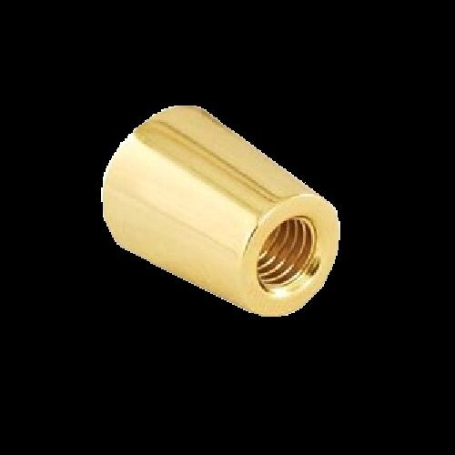 BEER TAP FERRULE BRASS OR GOLD STANDARD SIZE FOR BEER FAUCET HANDLES PULL LEVERS