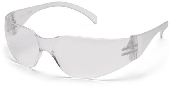 144 Pair Clear Lens Safety Glasses