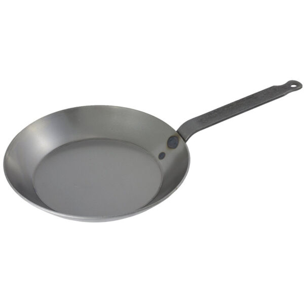 Matfer Black Steel Fry Pan