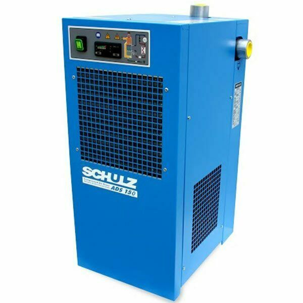 Schulz ADS 150 Non-Cycling Refrigerated Air Dryer (150 CFM 115V 1-Phase)