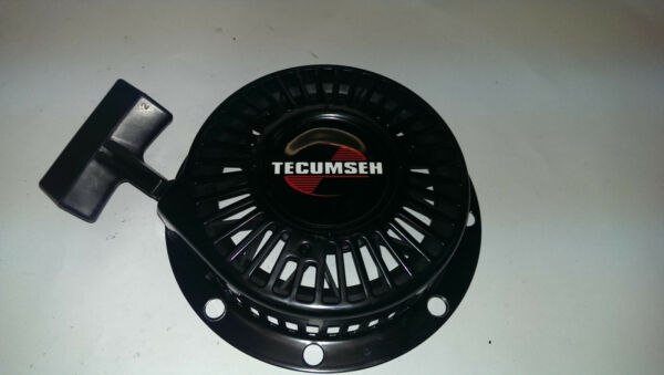 GENUINE Tecumseh Recoil Starter 5.5hp - 10hp Engine Motor SNOWBLOWER SNOW BLOWER