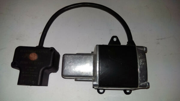 33290 Electric Starter A B C D E GENUINE Tecumseh Snowblower Snow Blower OEM