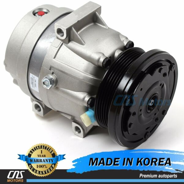 A/C Compressor w/ Clutch 58992 V5 96-05 Century Impala Lumina Malibu Grand Am